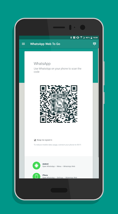 download whatsapp web full apk