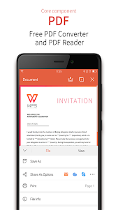 WPS Office - Word, Docs, PDF, Note, Slide & Sheet 11.3 screenshot 4