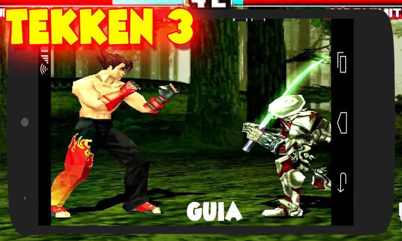 Guia For Tekken 3 King Free Game Tips 1 0 APK Download