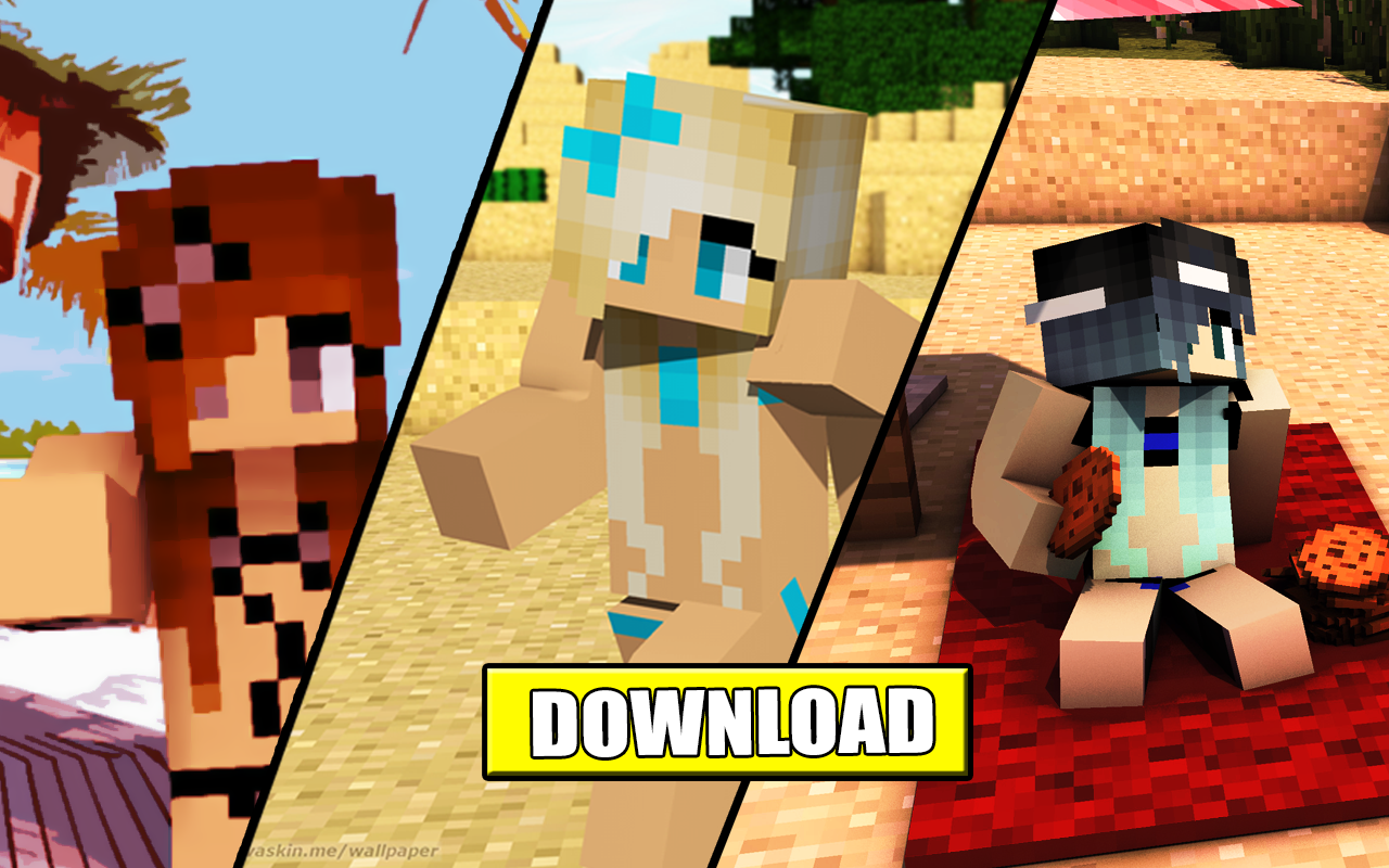 Hot Skins For Minecraft APK Download Android Tools Apps - Hot skins fur minecraft