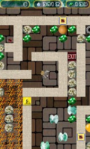 Mole Miner level pack MSR2 0.1 beta (first 12 levels - remainder will be added later via a free update) screenshot 1