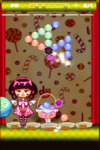 Sweet Candy - Bubble Shooter 1.3 screenshot 2