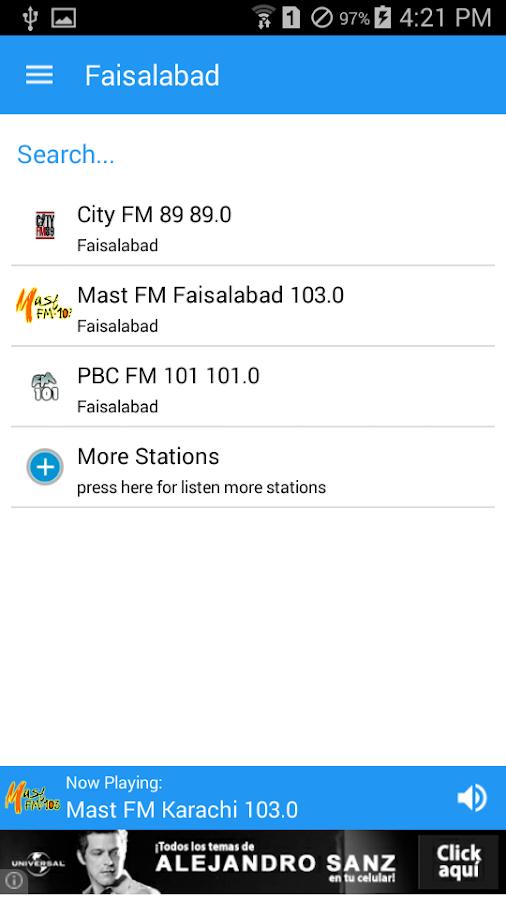 Radio Pakistan 1 2 APK Download - Android Music & Audio Apps