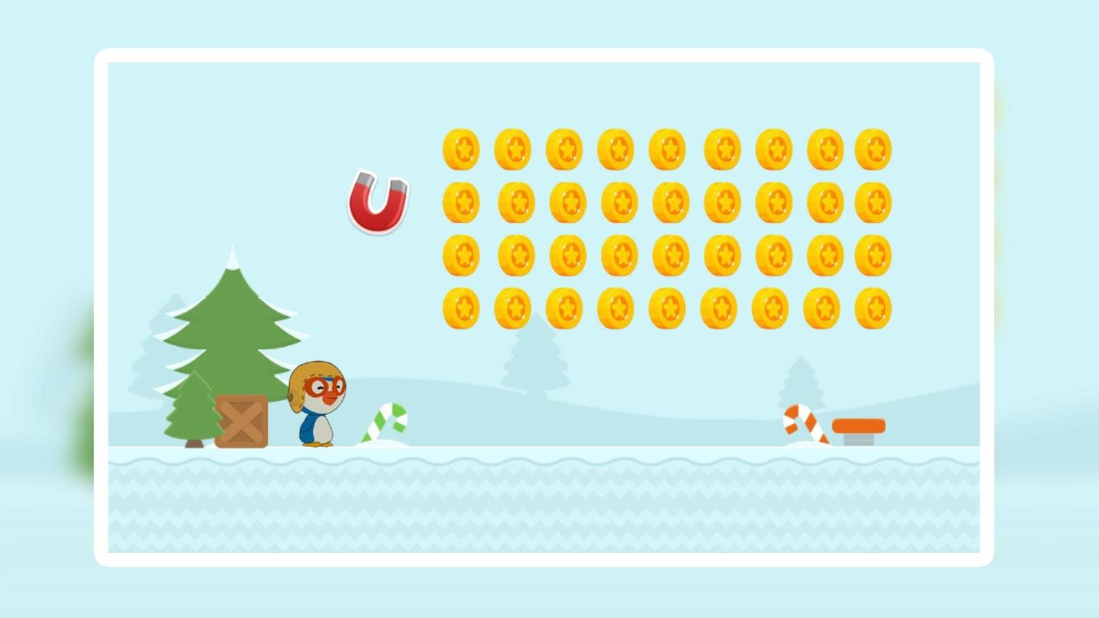 Pororo Run And Slide 2 11 Apk Download Android Adventure Games Flipper Screenshot