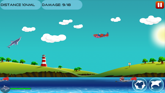 Angry Shark 1.0.4 screenshot 11