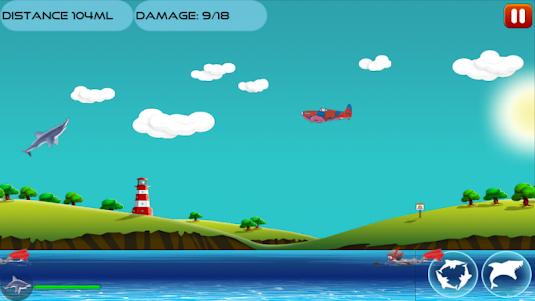 Angry Shark 1.0.4 screenshot 11