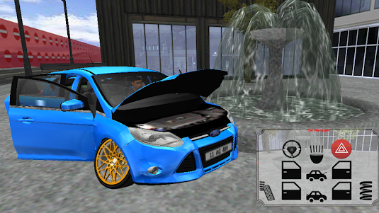 Focus3 Driving Simulator 3.0 screenshot 2