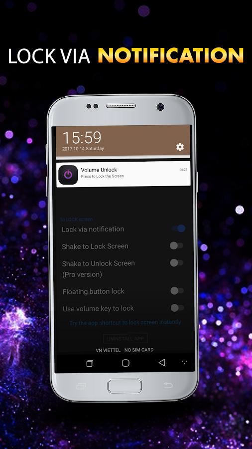 Volume Unlock Power Button Fix - Quick Lock Power 4 2 2 APK Download