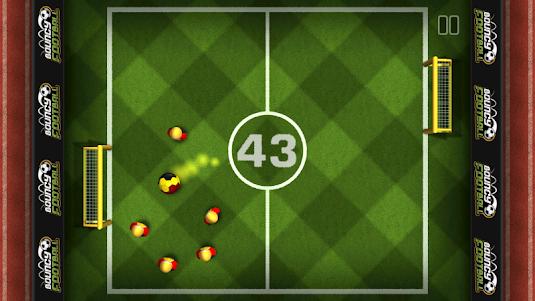 Bouncy Football  screenshot 1