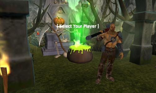 Ninja Ghost War 1.0 screenshot 13