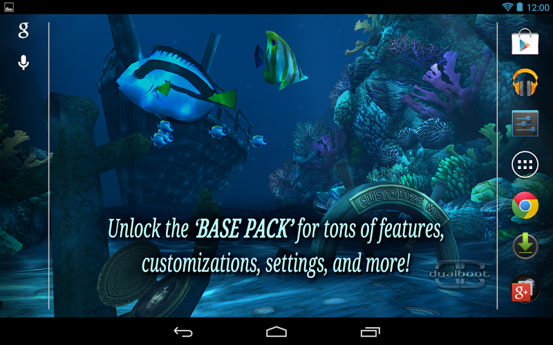 deep sea live wallpaper apk download