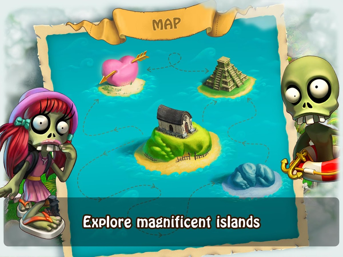 Zombie Castaways 3.4 APK Download - Android Simulation Games