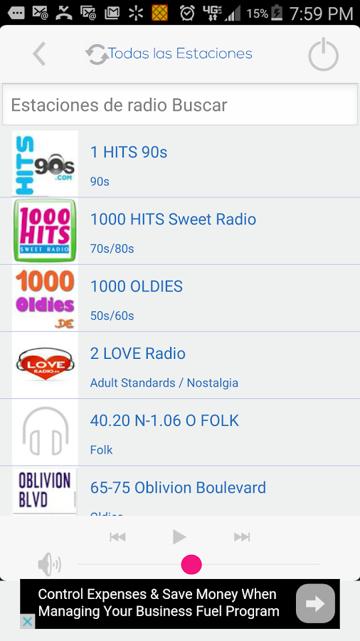 Spain Radio Stations 4 0 APK Download - Android Music