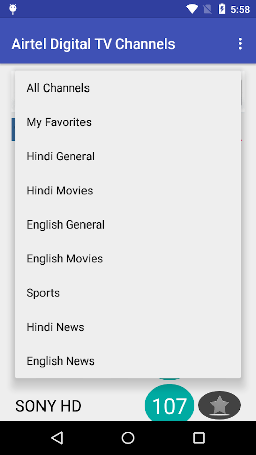 Airtel movies apk for android tv | Airtel TV: Movies (1 16 2