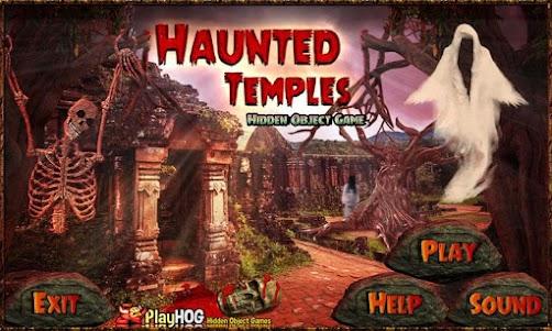 Haunted Temples Hidden Object 72.0.0 screenshot 2
