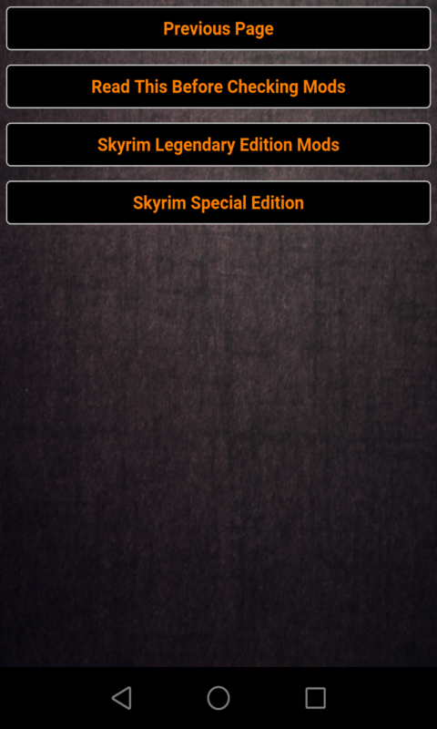 Mods for skyrim Guide 0 0 8 APK Download - Android Books