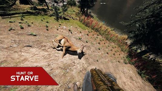Lion Hunter Wild safari Hunt Deer Sniper Shooter 1.0 screenshot 4