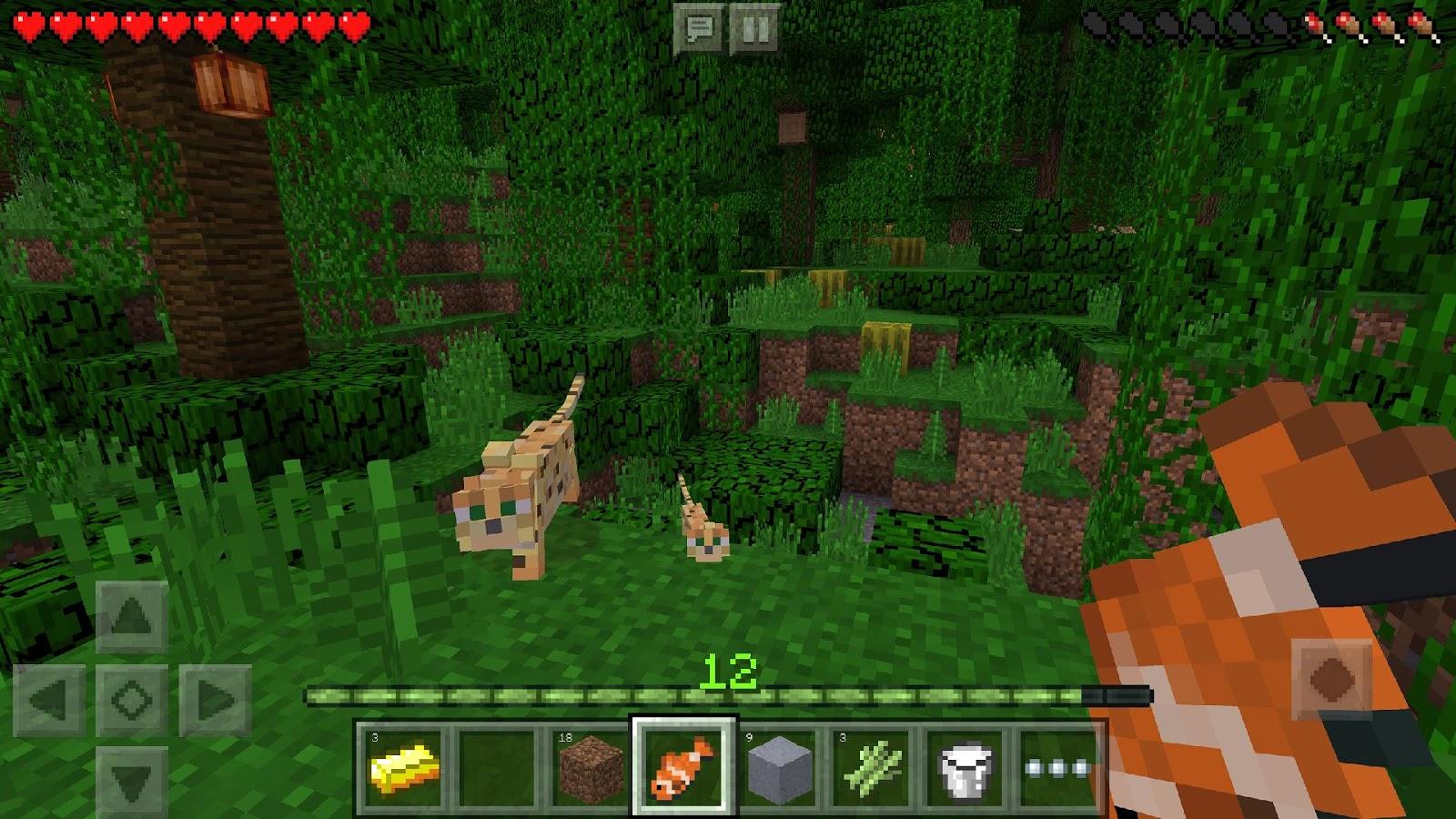 minecraft free download full version 1.8