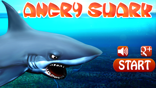 Angry Shark 1.0.4 screenshot 1