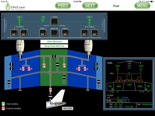 A320 Interactive Systems CPaT 1 0 2 APK Download - Android Education