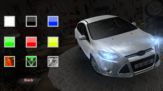 Focus3 Driving Simulator 3.0 screenshot 1