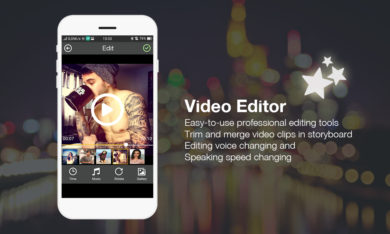 videostar para android