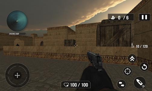 5 Star Commander - FPS Shooter 1.0 screenshot 2