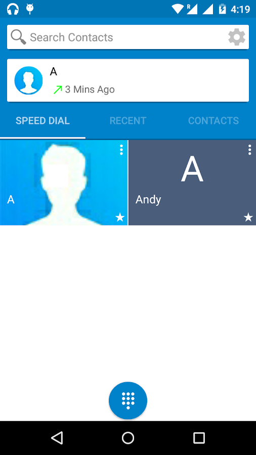 Lollipop Dialer - Android 5 1 7 APK Download - Android