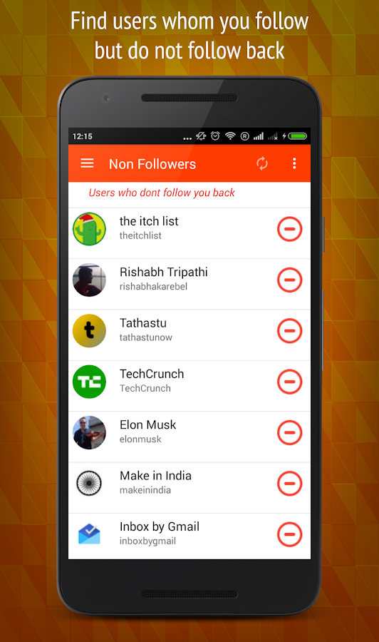 plus Followers for Twitter 1 8 APK Download - Android Social