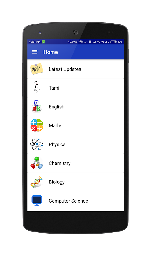 Plus Two Result 2018 app TN 12th HSC Board Results 3 1 APK Download