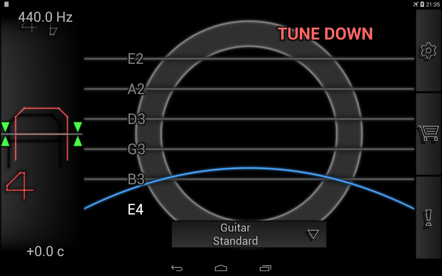 Pitchlab Guitar Tuner Pro 1 0 20 Apk Download Android Music