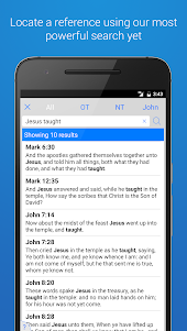 Holy Bible King James + Audio 7.12.4 screenshot 3