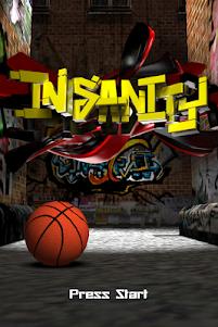 Insanity Basketball 1.06 screenshot 1