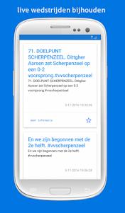 VV Scherpenzeel (VVS) 2.5 screenshot 3