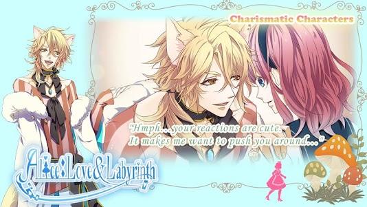 DatingSim-Alice:Love&Labyrinth 1.0.4 screenshot 3