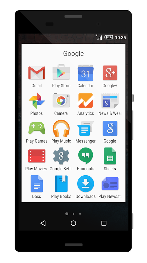 Stock Android Apk