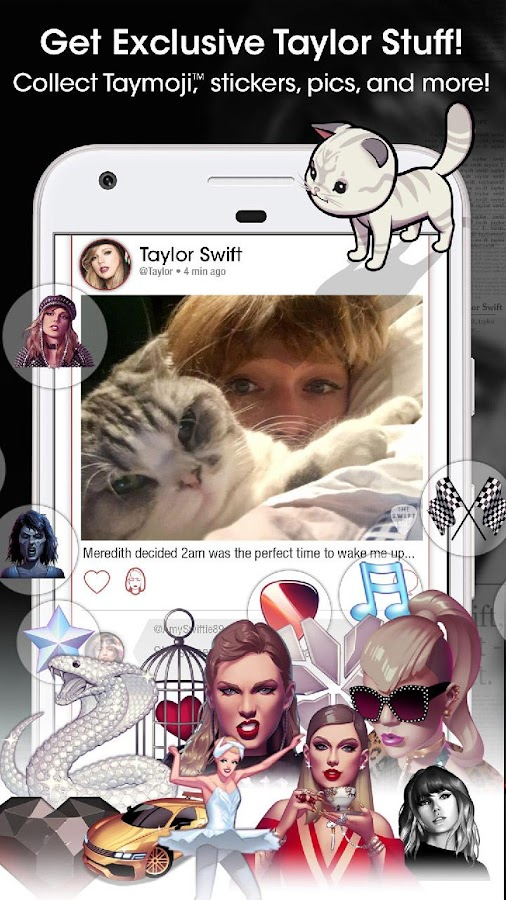 Taylor Swift: The Swift Life™ 1 4 0 APK Download - Android Social Apps