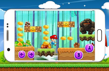 Super Adventures Jungle Run 2.2.1 screenshot 2