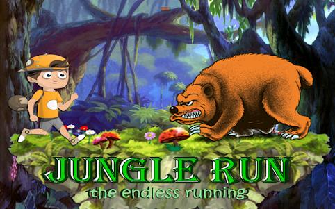 Amazing Jungle run 3.0 screenshot 9
