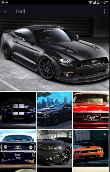 Mustang Wallpapers New 10 Apk Download Android Sports Games