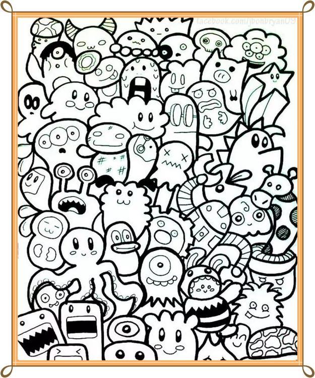 doodle art design ideas 11 apk download android