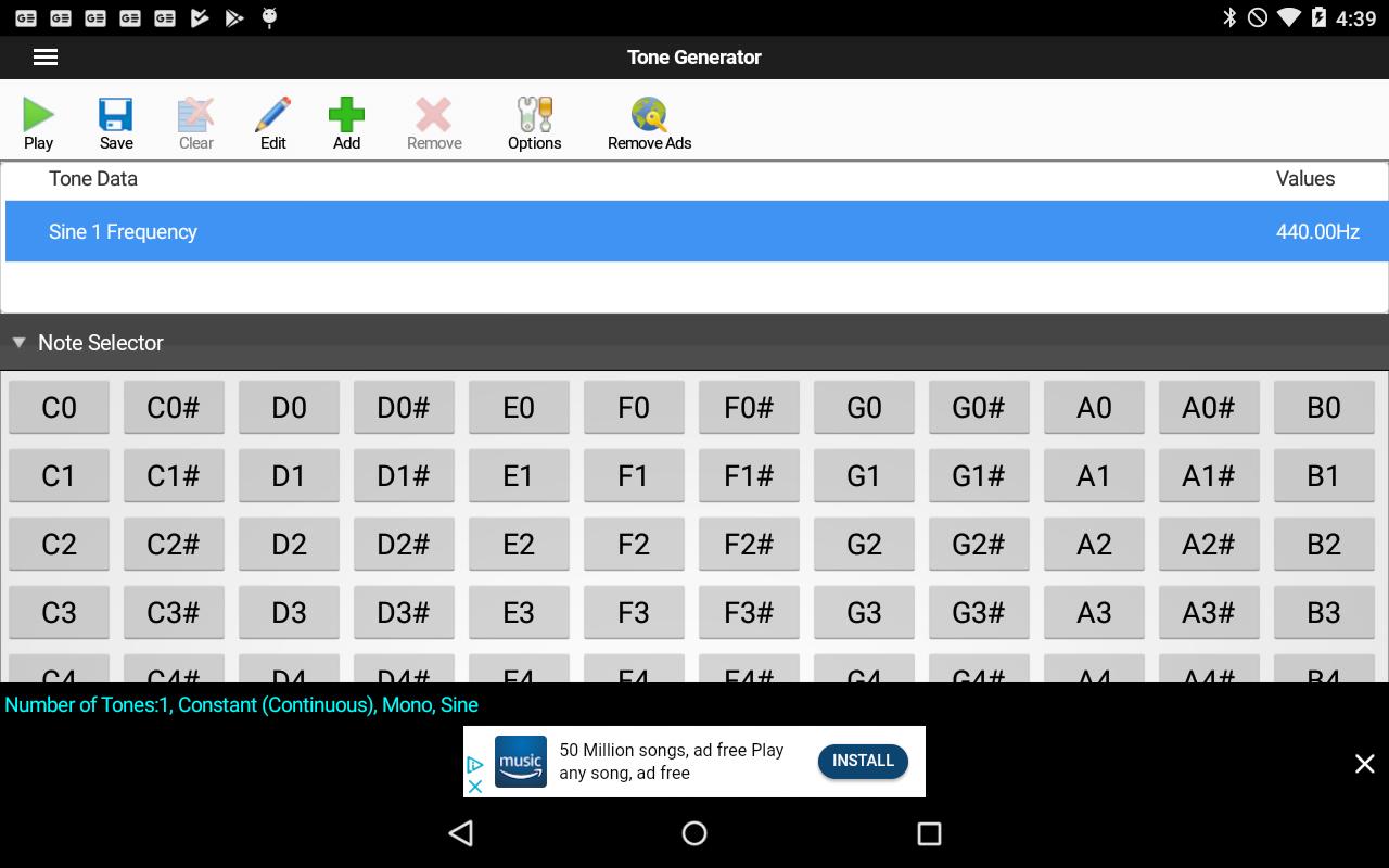 Dtmf Tone Generator App