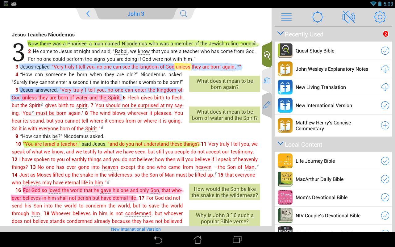 study bible free download pdf
