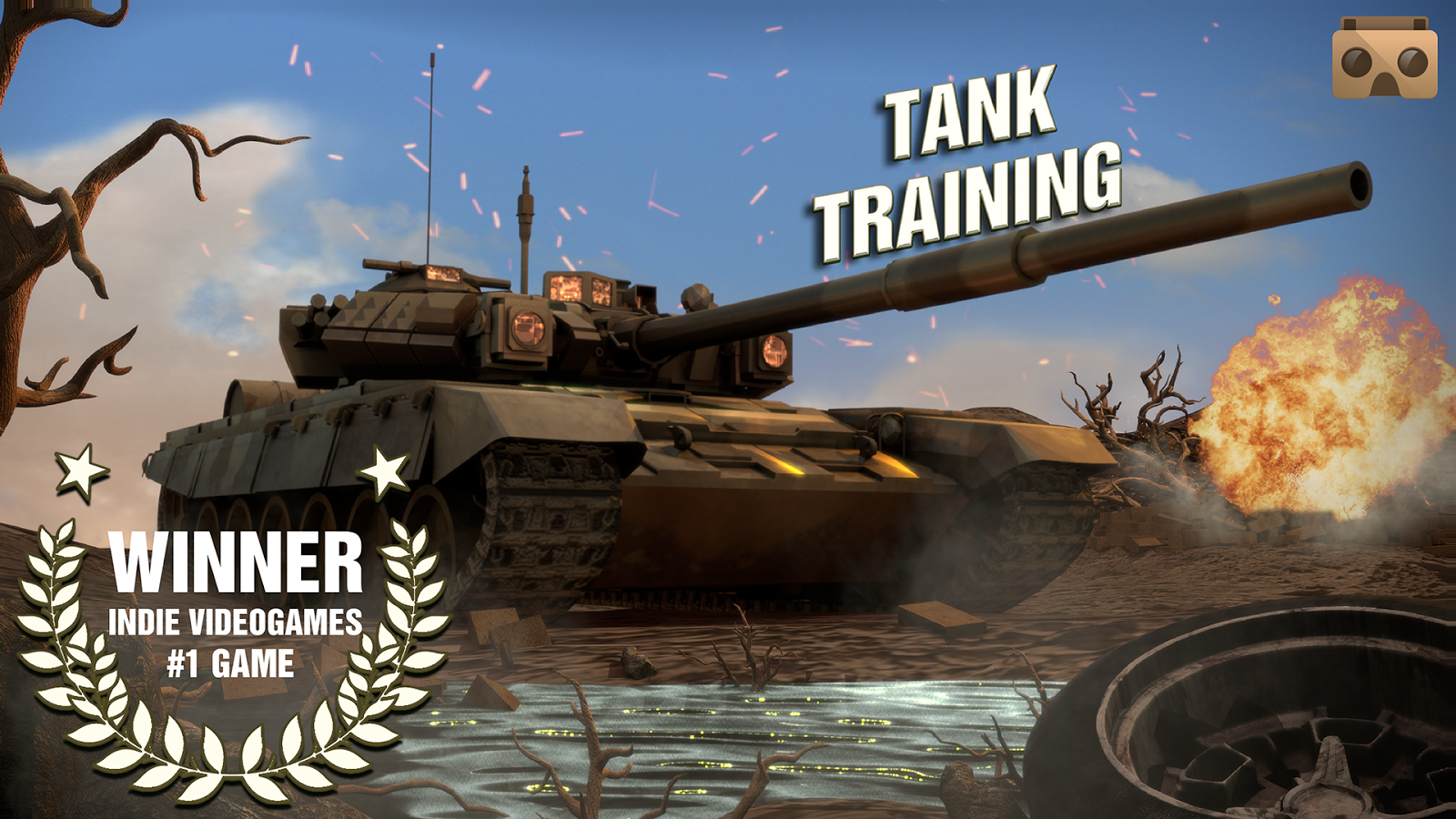 VR Tank 1 0 2 APK Download - Android Arcade Games