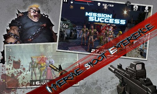 Blood Zombies HD 1.0.9 screenshot 5