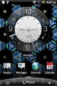 Kaleidoscope Live Wallpaper 1.2 screenshot 1