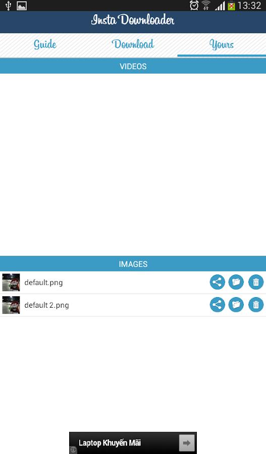 InstaDownloader for Instagram 1 0 APK Download - Android Media