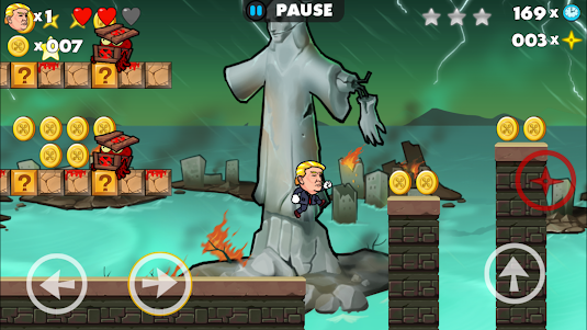Trump vs. Zombie 6.3.0 screenshot 4