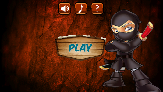 Free Ninja Go Adventure 2.1 screenshot 1