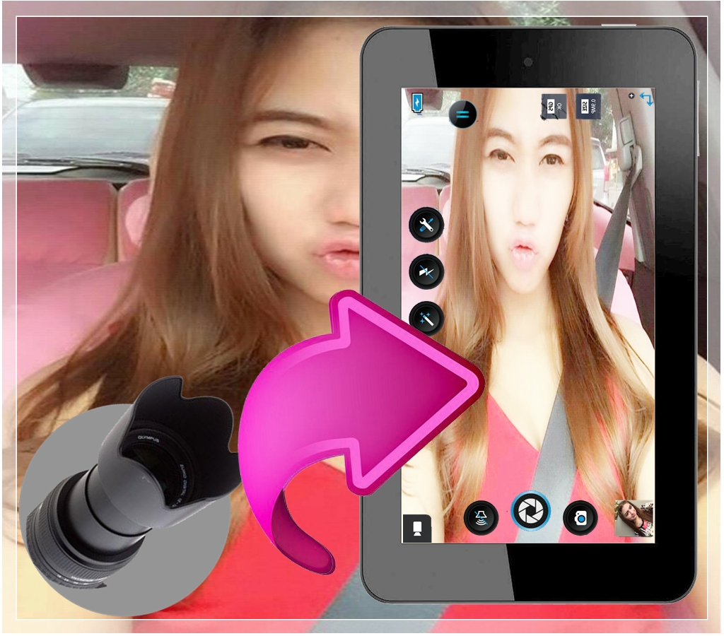 DSLR B612 HD Camera 2 0 APK Download - Android Photography Apps
